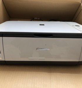 Цветной принтер Canon pixma mp272