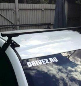 Багажник на крышу для Hyundai Solaris