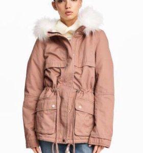 Весенние куртки парки H&M