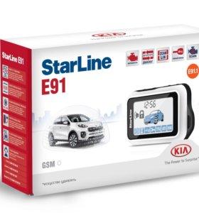 Starline e91.1 спец серии Kia