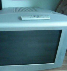 Телевизор Soni trinitron