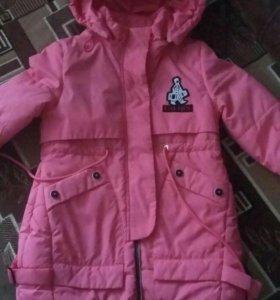 Весенняя легкая курточка