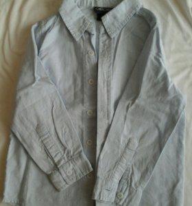Рубашка для мальчика р. 104