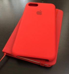 Чехол для iPhone 8/7 силиконовый