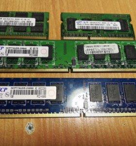 Оперативная память на ПК и ноутбук