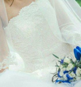 Свадебное платье.Торг.