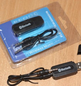 AUX Bluetooth адаптер BT-163