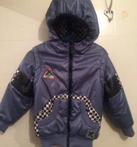 Куртка пиджак для мальчиков