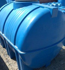 Средняя емкость для воды GOR2000