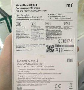 Xiaomi Redmond Note 4