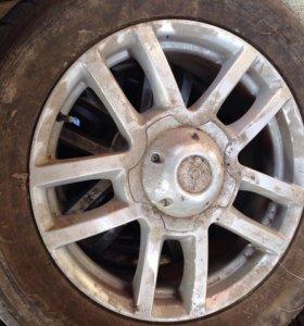 R18 УАЗ колеса летние