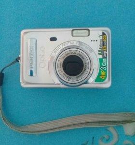 Фотоаппарат Pentax Optio S45
