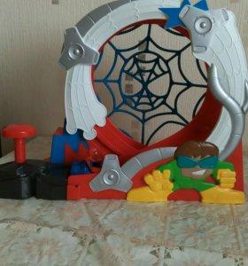 Игровой набор супергерои