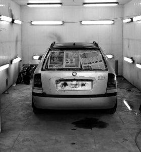 Гаражный авто - мото сервис (покраска)