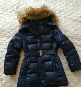 Зимняя, осенняя куртка на девочку
