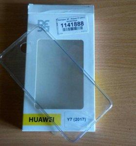 Накладка на Huawei Y7