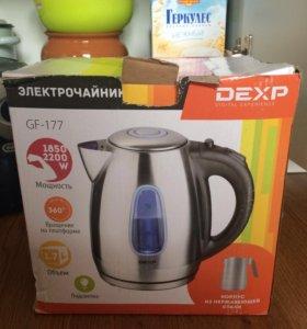 Новый электрический чайник