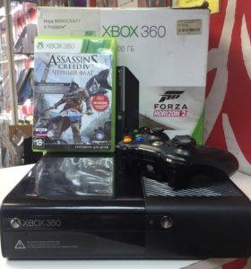 XBOX 360E 500 Gb комплект