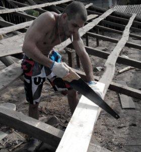 помощник по ремонту квартир.разнорабочий