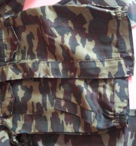 Форма военная на сборы для мальчика