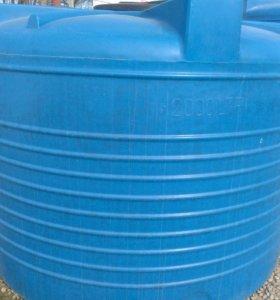 Емкость для питьевой воды VERT 2000
