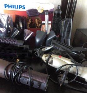 Philips и Bosch Насадки на фен (и фен)