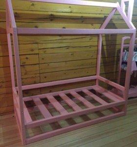 Кроватка (домик)