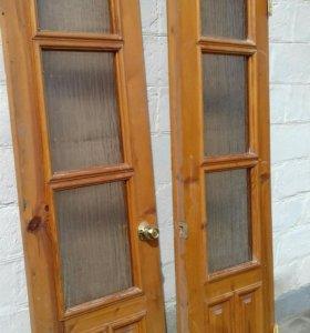 Двери 2-й створчатые