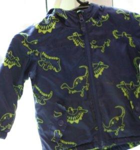 Тонкая куртка р. 92