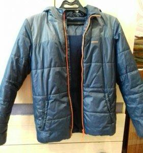 Куртка демисезонная на подростка р.164