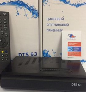 Новый приемник Триколор ТВ FULL HD