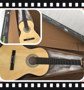 НОВАЯ!!! Гитара классическая