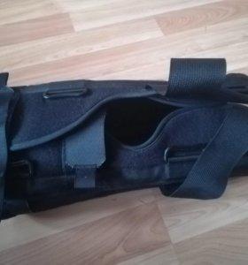 Тутор ортез коленного сустава полужесткий