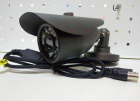 Камера видеонаблюдения LiteTec