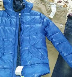 Новая куртка, подростковая