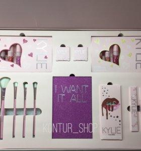 Большой набор косметики Kylie