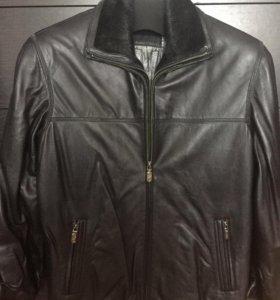 Куртка мужская, р.48,натуральная кожа