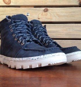Зимние ботинки DC Woodland Blue