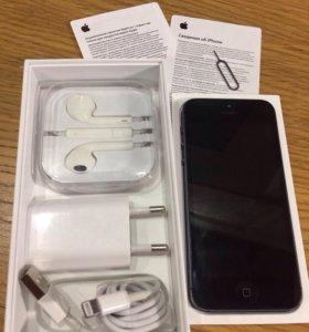 iPhone 5 black, 32gb