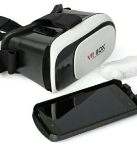 VR-BOX 2.0 - виртуальные очки для смартфона!