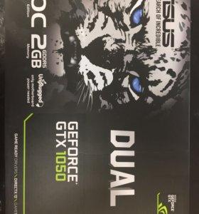 Видеокарта Nvidea GeForce 1050