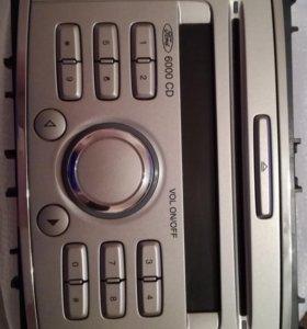 Магнитола форд фокуса 2 6000 CD