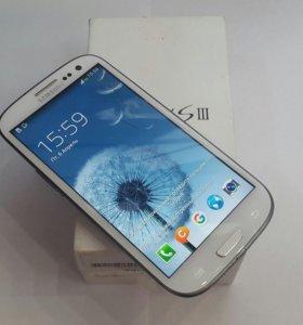 Смартфон Samsung Galaxy S3 Duos GT-I9300