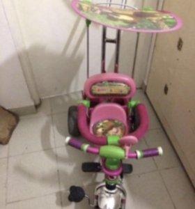 Велосипед детский до 3 лет