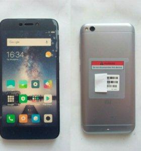 Xiaomi redmi 5a (новый 2/16Gb)