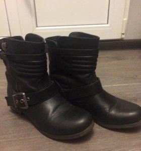 Осенние ботинки ALDO