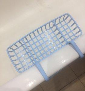 Полочка на ванну