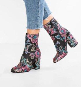 Steve Madden новые ботинки