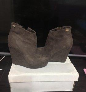 Ботильоны женские ботинки