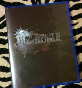 Финал фентези на  игра пс4 ps4 Final Fantasy